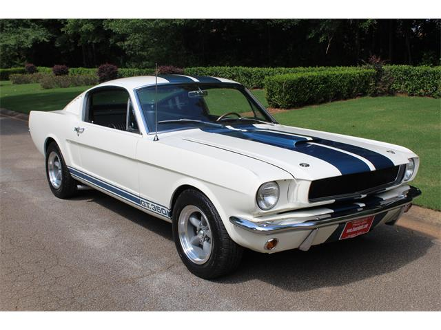 1966 Ford Mustang (CC-1482975) for sale in Roswell, Georgia