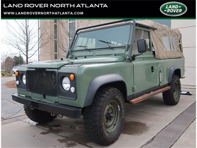 1991 Land Rover Defender (CC-1482986) for sale in Atlanta, Georgia