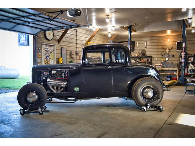 1932 Ford 5-Window Coupe (CC-1482994) for sale in Dow, Illinois