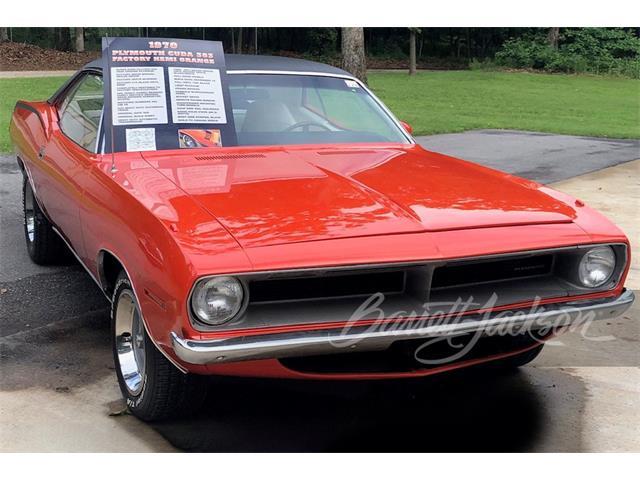 1970 Plymouth Barracuda (CC-1483025) for sale in Las Vegas, Nevada