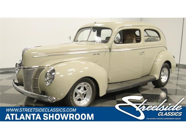 1940 Ford Deluxe (CC-1483043) for sale in Lithia Springs, Georgia