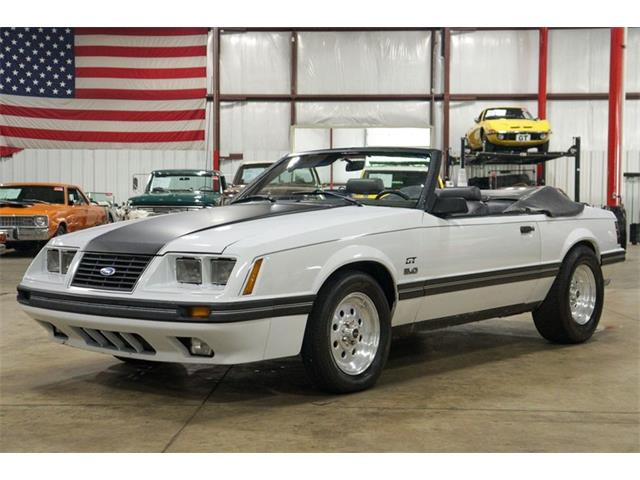 1984 Ford Mustang (CC-1483044) for sale in Kentwood, Michigan