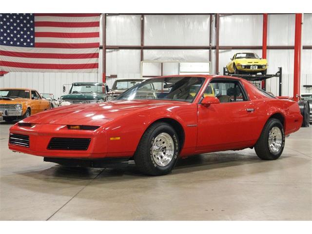 1983 Pontiac Firebird (CC-1483048) for sale in Kentwood, Michigan