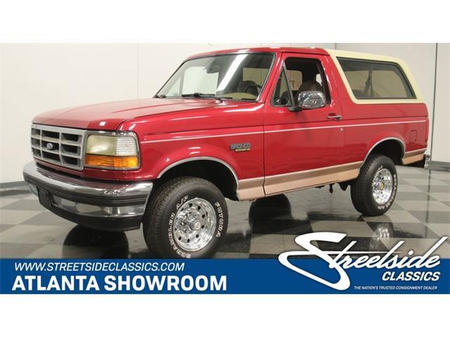 1994 Ford Bronco (CC-1483053) for sale in Lithia Springs, Georgia