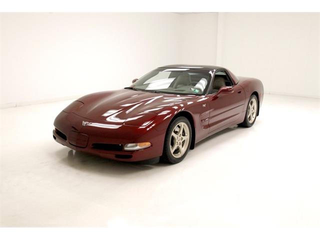 2003 Chevrolet Corvette (CC-1483054) for sale in Morgantown, Pennsylvania
