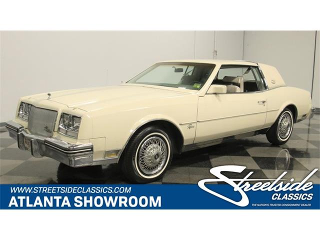1984 Buick Riviera (CC-1483059) for sale in Lithia Springs, Georgia