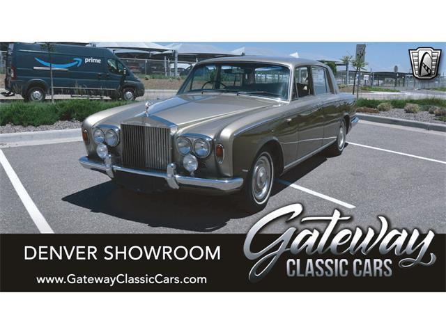 1967 Rolls-Royce Silver Shadow (CC-1483061) for sale in O'Fallon, Illinois