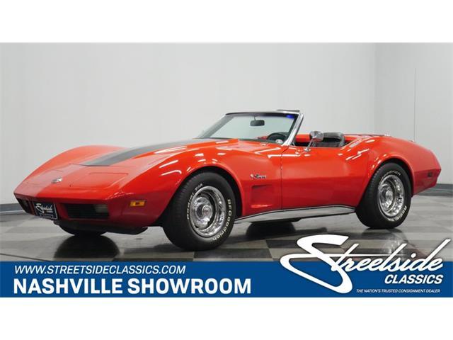 1974 Chevrolet Corvette (CC-1483081) for sale in Lavergne, Tennessee