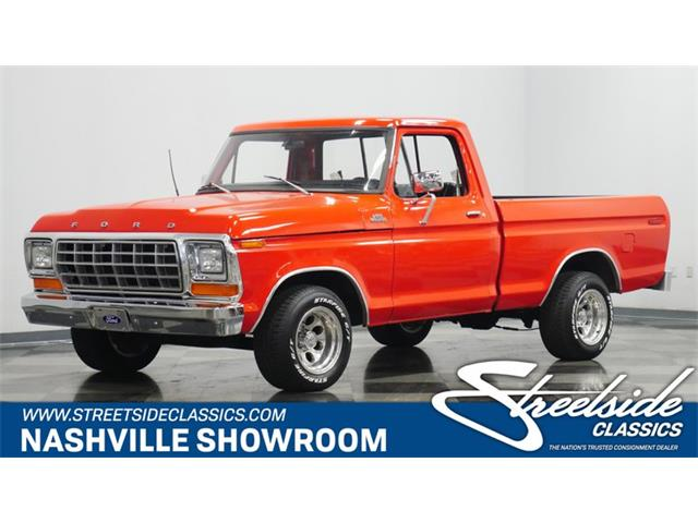 1979 Ford F100 (CC-1483089) for sale in Lavergne, Tennessee