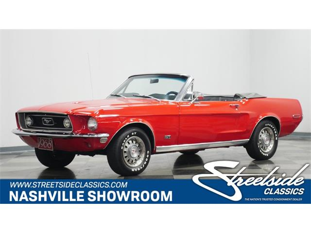 1968 Ford Mustang (CC-1483092) for sale in Lavergne, Tennessee