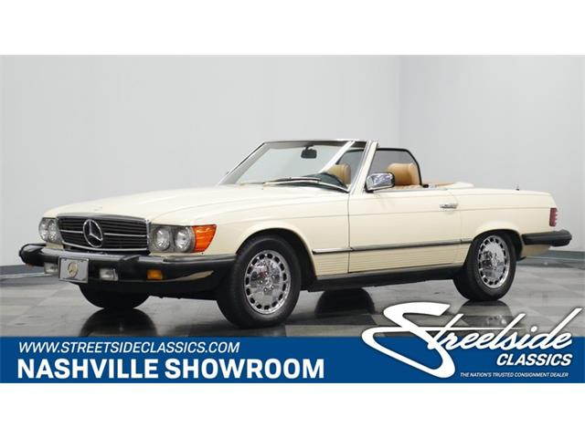 1985 Mercedes-Benz 380SL (CC-1483100) for sale in Lavergne, Tennessee