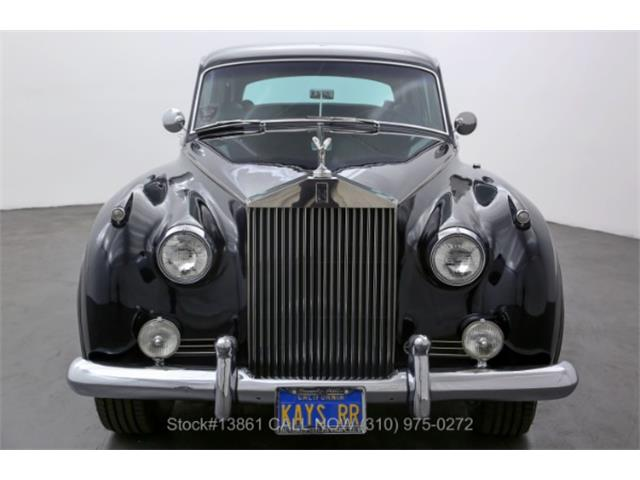 1961 Rolls-Royce Silver Cloud II (CC-1483105) for sale in Beverly Hills, California