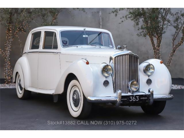 1951 Bentley Mark VI (CC-1483106) for sale in Beverly Hills, California