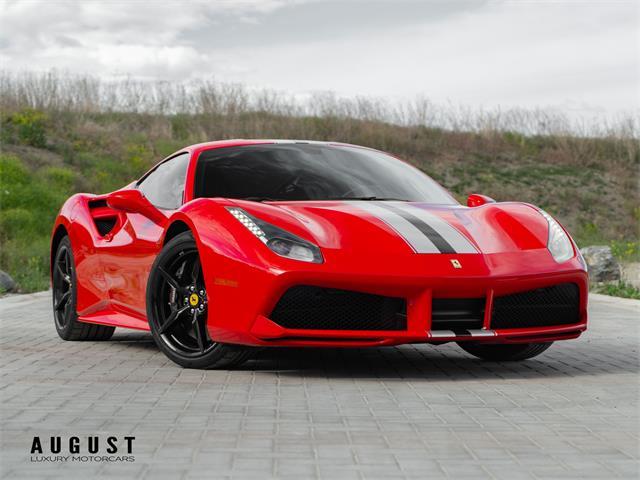 2019 Ferrari 488 (CC-1483114) for sale in Kelowna, British Columbia