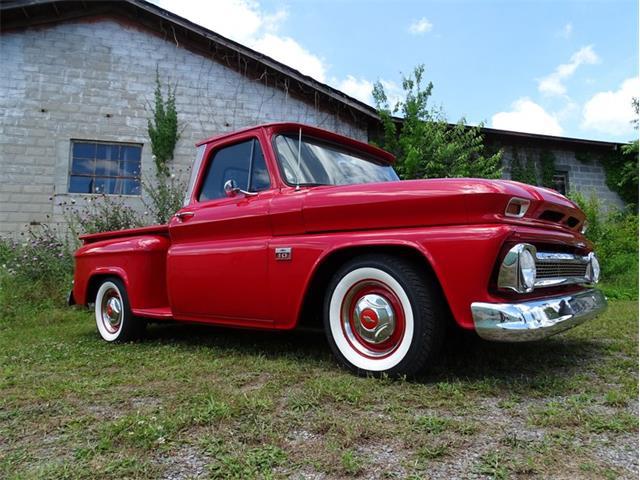1966 Chevrolet C10 (CC-1483131) for sale in Greensboro, North Carolina