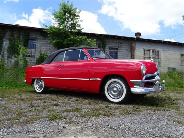 1950 Ford Convertible (CC-1483137) for sale in Greensboro, North Carolina