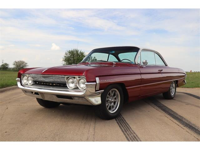 1961 Oldsmobile 88 (CC-1483177) for sale in Clarence, Iowa
