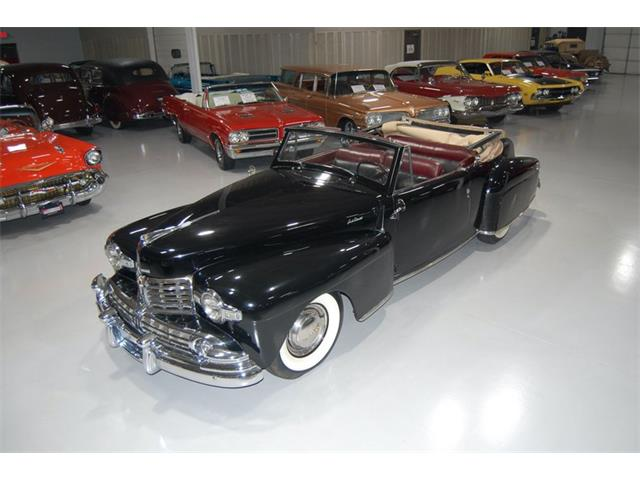 1948 Lincoln Continental (CC-1483180) for sale in Rogers, Minnesota