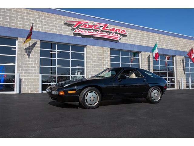 1989 Porsche 928 (CC-1483184) for sale in St. Charles, Missouri