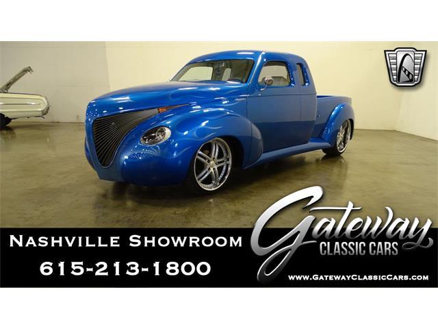 1939 Studebaker Pickup (CC-1483193) for sale in O'Fallon, Illinois