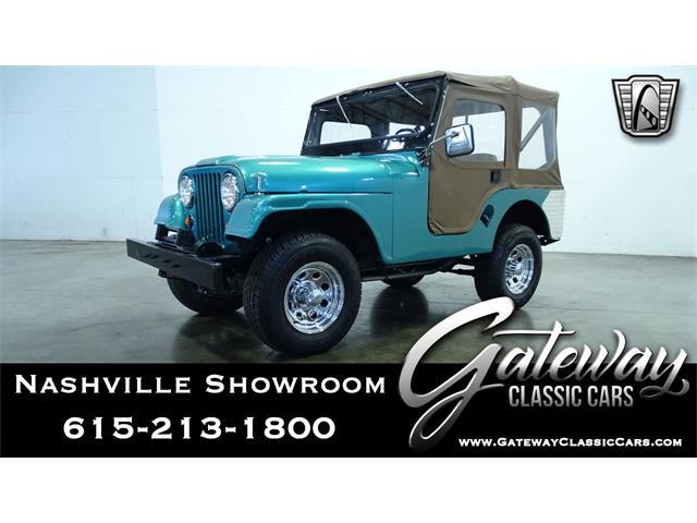 1965 Jeep CJ5 (CC-1483203) for sale in O'Fallon, Illinois
