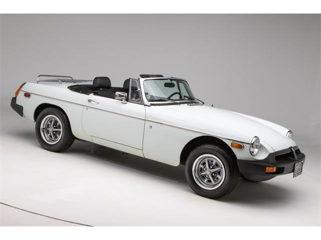 1977 MG MGB (CC-1483218) for sale in Clifton Park, New York