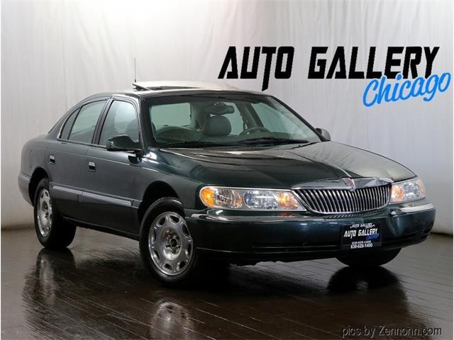 2000 Lincoln Continental (CC-1483220) for sale in Addison, Illinois