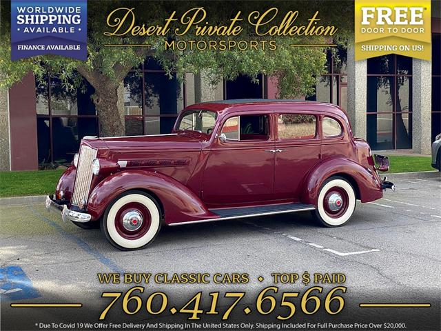 1937 Packard 115 (CC-1483221) for sale in Palm Desert , California