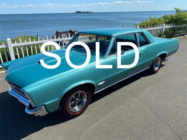 1965 Pontiac GTO (CC-1483224) for sale in Milford City, Connecticut