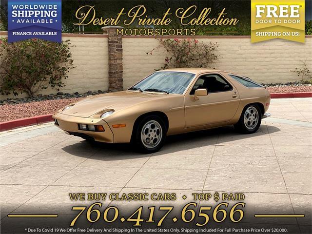1980 Porsche 928 (CC-1483226) for sale in Palm Desert , California