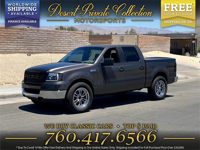2005 Ford F150 (CC-1483227) for sale in Palm Desert , California