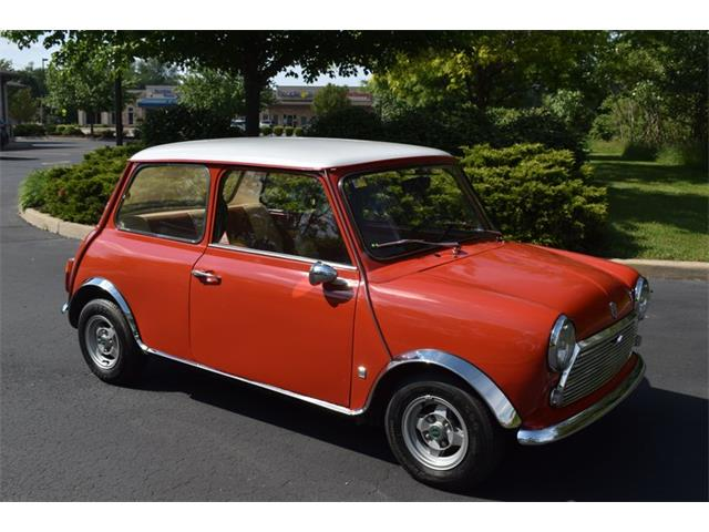 1974 MINI Cooper (CC-1483240) for sale in Elkhart, Indiana