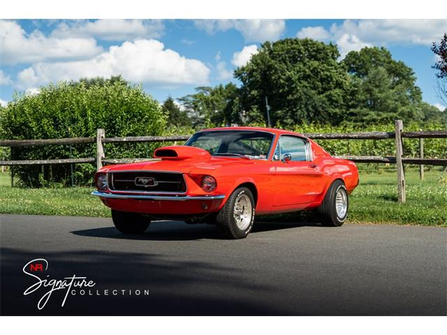 1967 Ford Mustang (CC-1483257) for sale in Green Brook, New Jersey