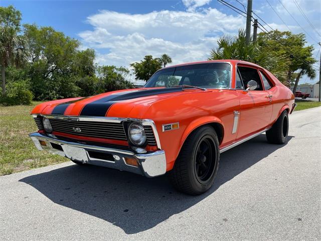 1969 Chevrolet Nova (CC-1483260) for sale in Pompano Beach, Florida