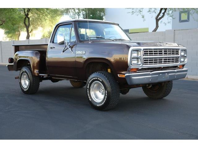 1979 Dodge D100 (CC-1483265) for sale in Phoenix, Arizona