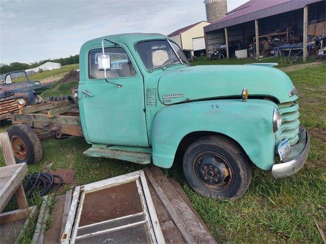1949 Chevrolet 1 Ton Truck (CC-1483310) for sale in Parkers Prairie, Minnesota