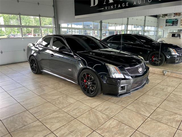 2013 Cadillac CTS (CC-1483313) for sale in St. Charles, Illinois