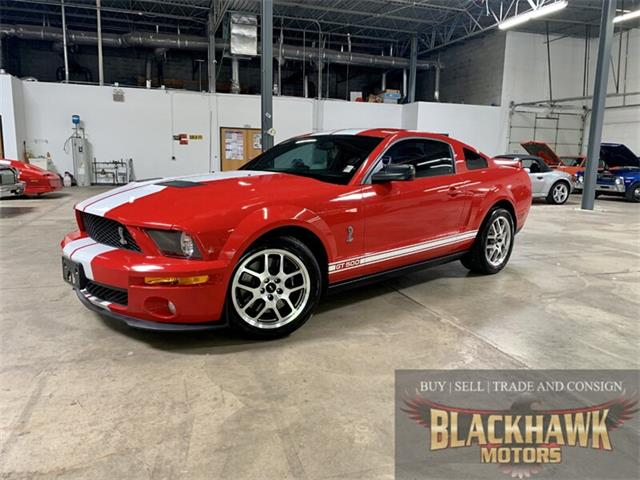 2009 Shelby GT500 (CC-1483327) for sale in Gurnee, Illinois