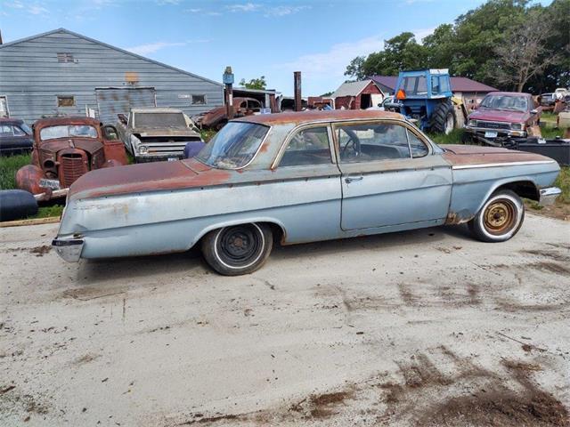 1962 Chevrolet 2-Dr Sedan (CC-1483337) for sale in Parkers Prairie, Minnesota