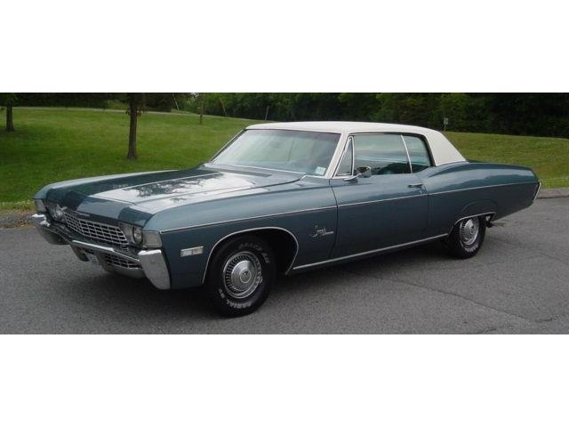 1968 Chevrolet Impala (CC-1483355) for sale in Hendersonville, Tennessee
