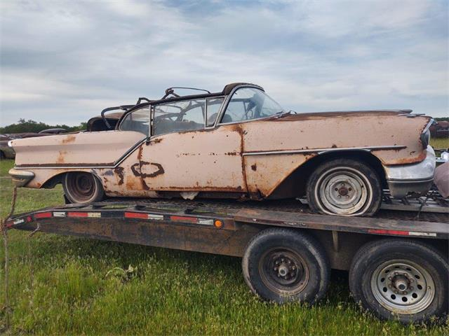 1957 Oldsmobile Convertible (CC-1483358) for sale in Parkers Prairie, Minnesota