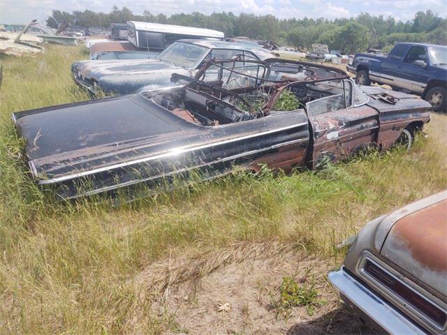 1960 Pontiac Bonneville (CC-1483359) for sale in Parkers Prairie, Minnesota
