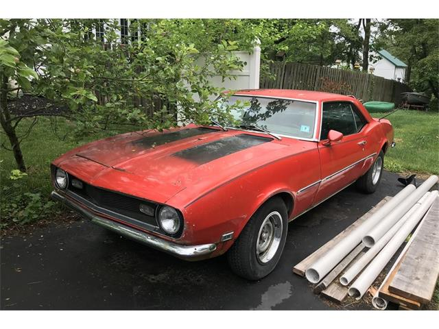 1968 Chevrolet Camaro (CC-1483364) for sale in Yardley, Pennsylvania