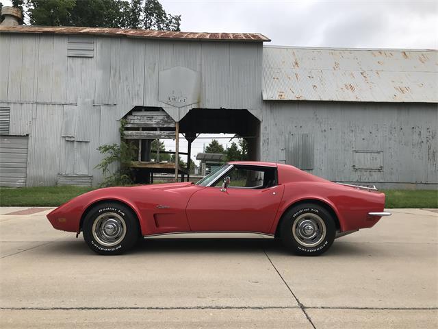 1973 Chevrolet Corvette Stingray (CC-1483365) for sale in Rowlett TX, Texas