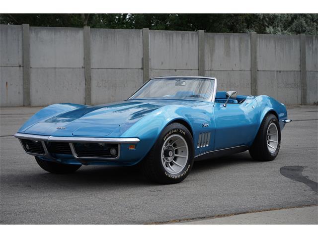 1969 Chevrolet Corvette (CC-1483378) for sale in Boise, Idaho