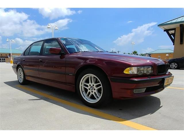 2001 BMW 7 Series (CC-1483381) for sale in Pompano Beach, Florida