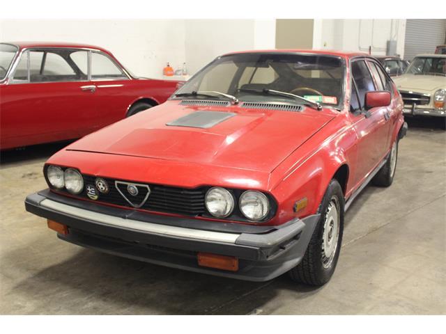 1982 Alfa Romeo GTV (CC-1483397) for sale in CLEVELAND, Ohio