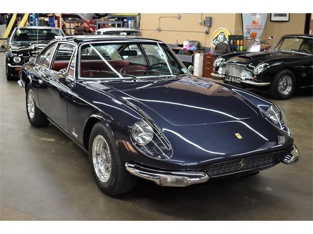 1969 Ferrari 365 GT 2 plus 2 (CC-1483401) for sale in Huntington Station, New York