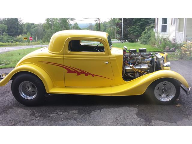 1934 Ford 3-Window Coupe (CC-1483412) for sale in Mayville, New York