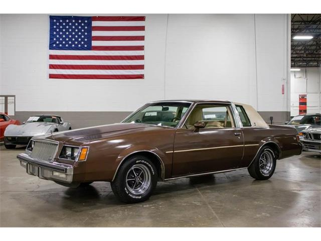 1981 Buick Regal (CC-1483422) for sale in Kentwood, Michigan